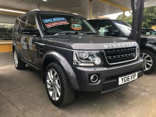 ***SOLD***Discovery 4 SDV6 3.0 Landmark Auto  2016***SOLD***
